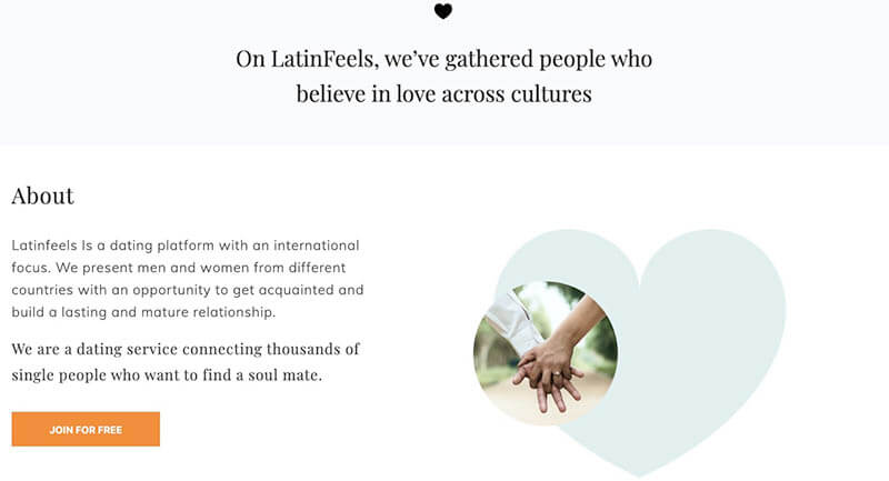 latinfeels about