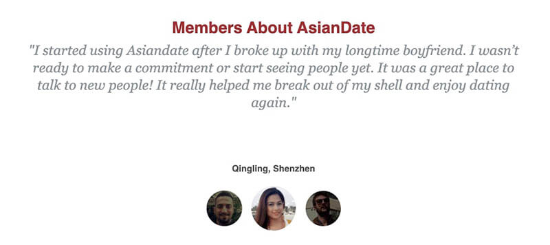 asiandate first impression